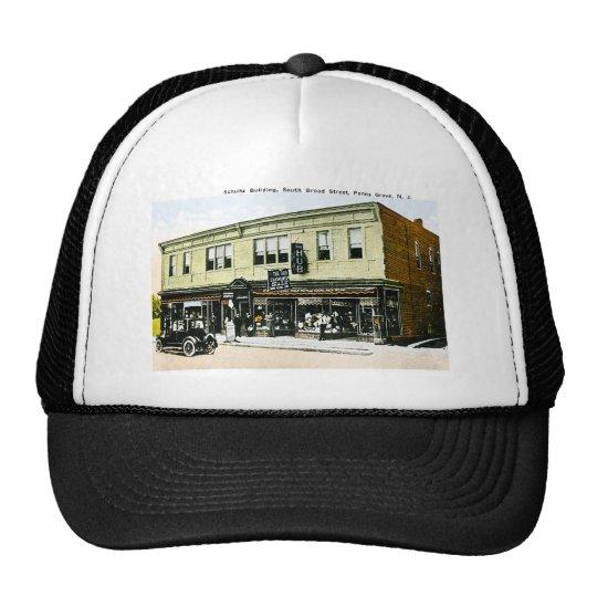 Schultz Building, Penns Grove, New Jersey Trucker Hat