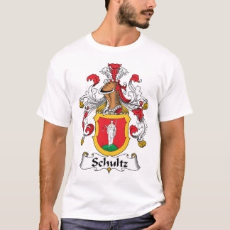 Schultz Family Crest T-Shirt