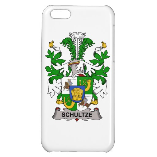 Schultze Family Crest iPhone 5C Covers