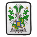 Schultze Family Crest Sleeves For iPads
