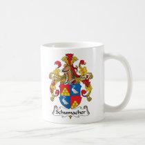 Schumacher Family Crest Mug