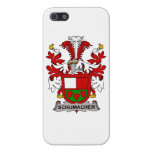 Schumacher Family Crest iPhone 5 Cover