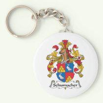 Schumacher Family Crest Keychain