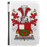 Schumacher Family Crest Kindle Keyboard Cases