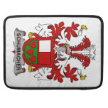 Schumacher Family Crest Sleeves For MacBooks