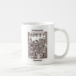 Schumacher - Shoemaker Coffee Mug