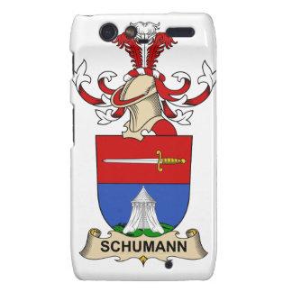 Schumann Family Crest Droid RAZR Covers