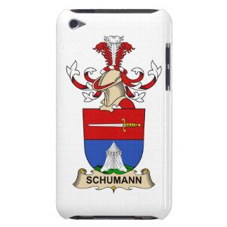 Schumann Family Crest Case-Mate iPod Touch Case