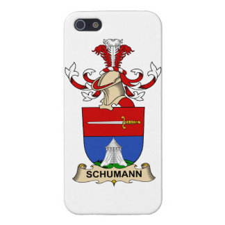 Schumann Family Crest iPhone 5 Covers