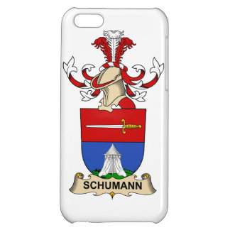 Schumann Family Crest Cover For iPhone 5C