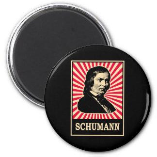 Schumann Imán Redondo 5 Cm