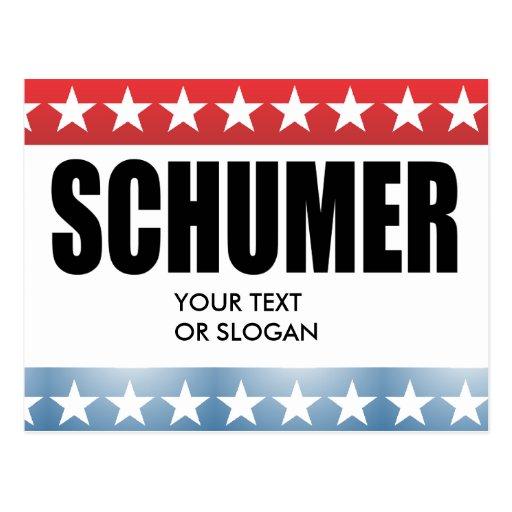 SCHUMER 2010 POST CARDS