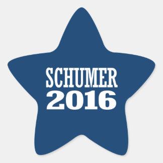 Schumer - tirada Schumer 2016 Pegatina En Forma De Estrella