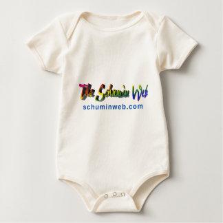 Schumin Web logo Bodysuit
