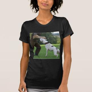 Schutzhund American Bulldog Tshirts