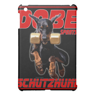 Schutzhund Dobermann- Dobe Sports design iPad Mini Covers