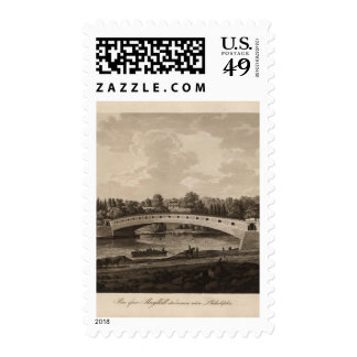 Schuylkill river stamps