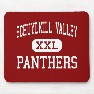 Schuylkill Valley - Panthers - High - Leesport Mouse Pads