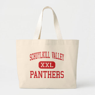 Schuylkill Valley - Panthers - Middle - Leesport Canvas Bag