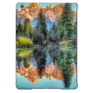 Schwabacher's Landing and Beaver Pond Cover For iPad Air
