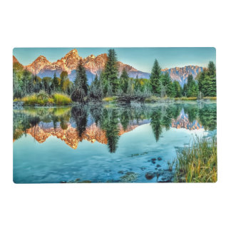 Schwabacher's Landing and Beaver Pond Placemat