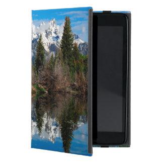 Schwabacher's Landing, Grand Teton Cover For iPad Mini
