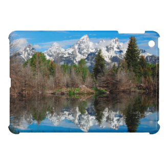 Schwabacher's Landing, Grand Teton iPad Mini Case