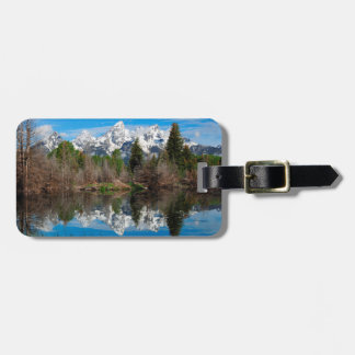 Schwabacher's Landing, Grand Teton Luggage Tag