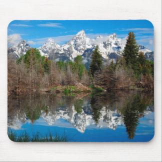 Schwabacher's Landing, Grand Teton Mouse Pad