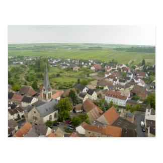 Schwabsburg Village Postcard