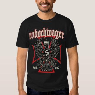 schwager_crest_front t shirt