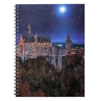 Schwangau,Germany Notebook