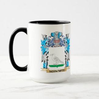 Schwartz Coat of Arms - Family Crest Mug