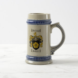 Schwartz Coat of Arms Stein