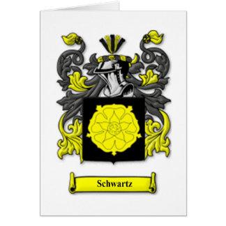 Schwartz Greeting Card