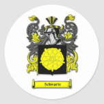 Schwartz Sticker