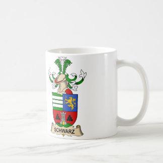 Schwarz Family Crest Coffee Mug