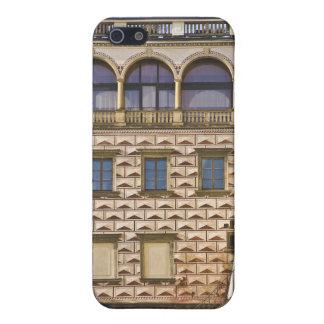Schwarzenberg Palace Prague Castle Case For iPhone SE/5/5s