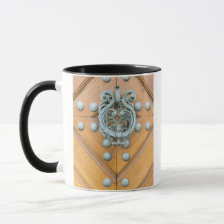 Schwarzenbersky Palace Door Knocker Mug