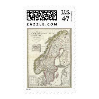 Schweden, Norwegen - Sweden, Norway Postage