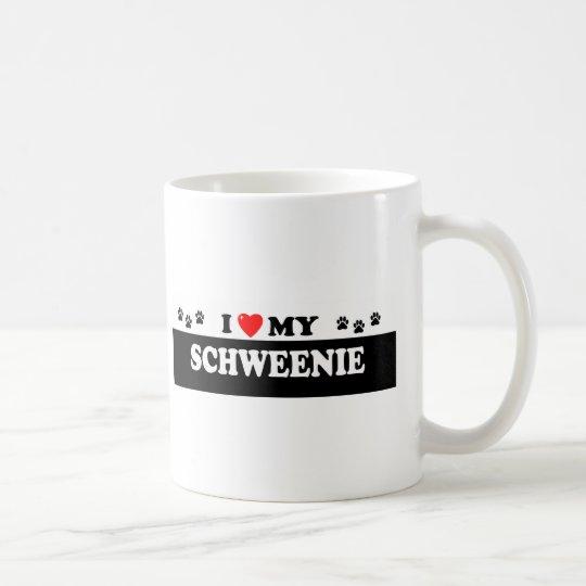 SCHWEENIE COFFEE MUG