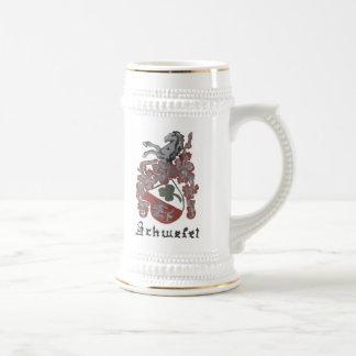 Schwefel Crest Stein 18 Oz Beer Stein
