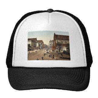 Schweidnitzer, Breslau, Silesia, Germany (i.e., Wr Trucker Hat