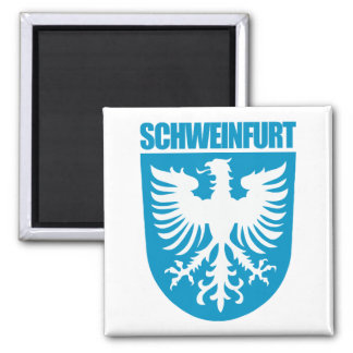 Schweinfurt Imán Cuadrado