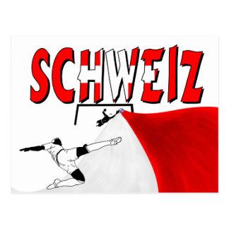 Schweiz Postcard