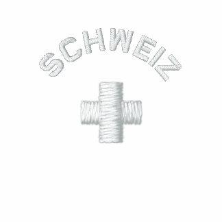 Schweiz - Switzerland Embroidered Shirt