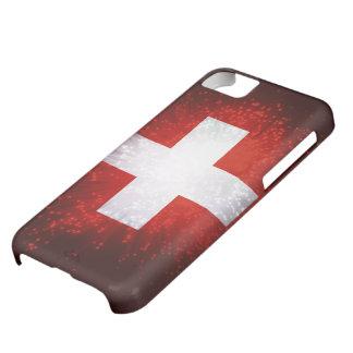 Schweiz; Switzerland Flag iPhone 5C Cover