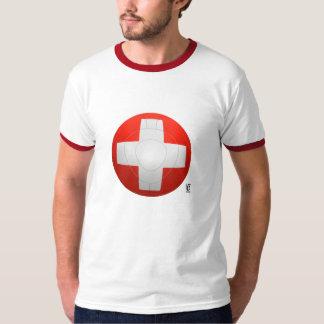 Schweizer Nati - fútbol de Suiza Polera