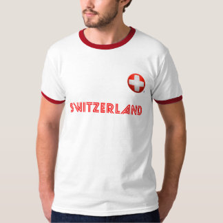Schweizer Nati - fútbol de Suiza Remera