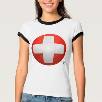 Schweizer Nati - fútbol de Suiza Remeras